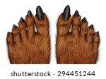 Werewolf Feet As A Creepy...
