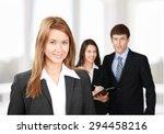 business  businessman ... | Shutterstock . vector #294458216