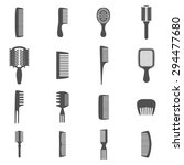 Combs And Hair Fashion...