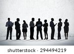 business people conference... | Shutterstock . vector #294494219