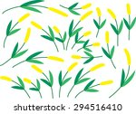 leaf design | Shutterstock .eps vector #294516410