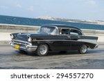 havana  cuba   may  2011 ... | Shutterstock . vector #294557270