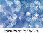 lens bokeh blue   Shutterstock . vector #294563078