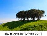 Panorama From Italian Hills ...