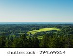 nature in south estonia summer | Shutterstock . vector #294599354