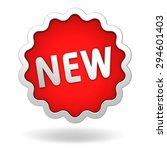 new icon | Shutterstock . vector #294601403