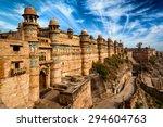 Indian Famous Landmark Example...