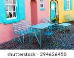 portmeirion street scene. small ...