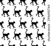 seamless pattern background... | Shutterstock .eps vector #294690764