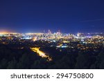 View Of The Brisbane City From...