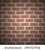 old brick wall background | Shutterstock . vector #294767936
