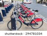London   Apr 6  2015  Row Of...