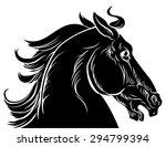 Original Drawing Of A Horse...