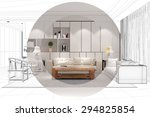 development and planing of... | Shutterstock . vector #294825854