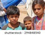Baharka Refugee Camp  Erbil ...