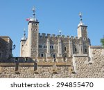 The Tower Of London In London ...
