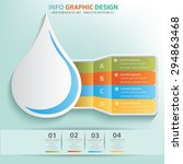 Water Info Graphic Design ...