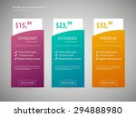business infographics tabs...