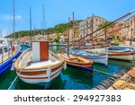Colorful Typical Fishing Boats...