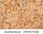 Pile Of Wood Sawdust For...