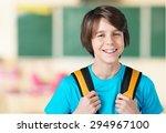 above  adolescent  alone. | Shutterstock . vector #294967100