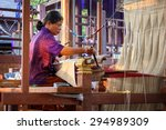 bangkok  thailand   january 16  ... | Shutterstock . vector #294989309