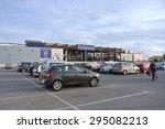 torrevieja  spain   march 25 ... | Shutterstock . vector #295082213
