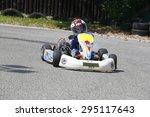 marbella   jul 8  unidentified... | Shutterstock . vector #295117643