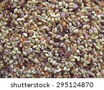 Mixture Of Cereals And Lentils
