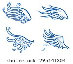 Birds Or Angel Wings  Feathers...