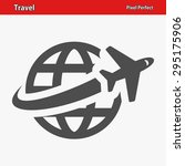 travel icon. professional ... | Shutterstock .eps vector #295175906