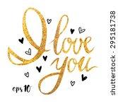 suitcase watercolors poster...   Shutterstock .eps vector #295181738