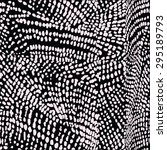 abstract dot pattern | Shutterstock .eps vector #295189793