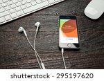 chiang mai  thailand  july 10 ... | Shutterstock . vector #295197620