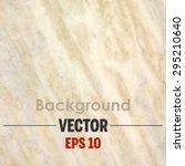 beige marble texture vector...   Shutterstock .eps vector #295210640
