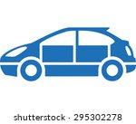 car | Shutterstock .eps vector #295302278
