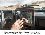 no face unrecognizable person... | Shutterstock . vector #295335209