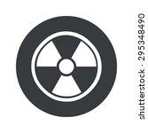 image of radio hazard symbol in ...