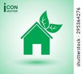 eco vector icon | Shutterstock .eps vector #295364276