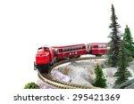 Model Railroad Miniature Layout ...