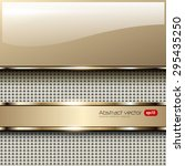 business background beige ... | Shutterstock .eps vector #295435250