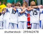 football  soccer  handball ... | Shutterstock . vector #295462478