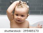 Small Curious Pretty Baby Boy...