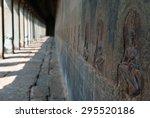 angkor wat | Shutterstock . vector #295520186
