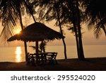 Chair Sea Sunrise