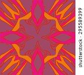 circular seamless  pattern of...   Shutterstock .eps vector #295589399