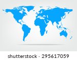 vector illustration of high... | Shutterstock .eps vector #295617059