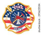 Fire Department Cross Is An...