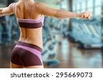 fitness  training  gym. | Shutterstock . vector #295669073