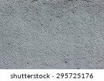 texture stucco facade | Shutterstock . vector #295725176